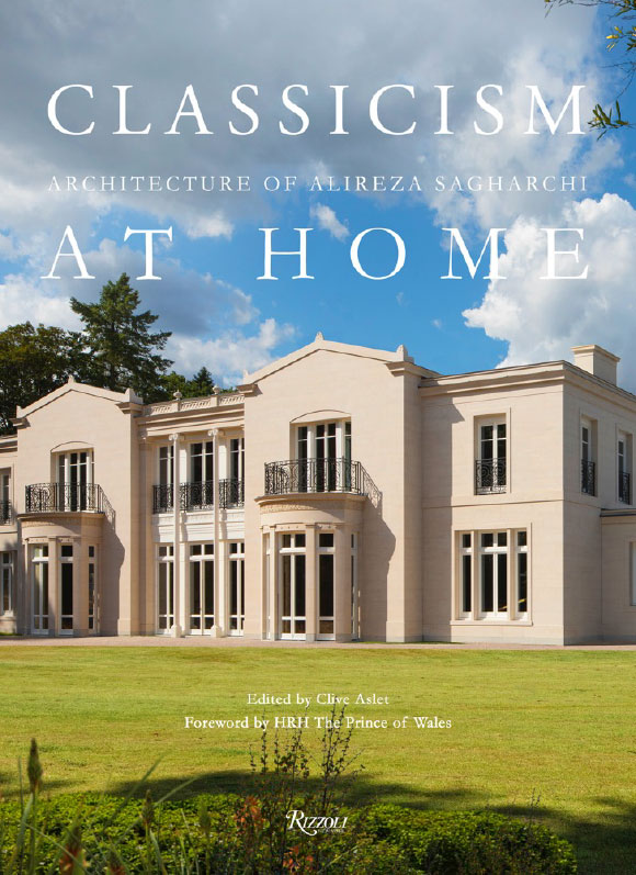 Classicism at home by Alireza Sagharchi